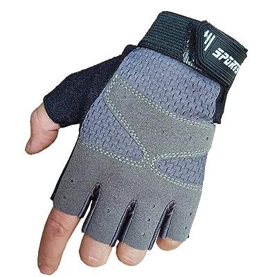 DaJun Soft Kids Bike Sports Gloves,Cycling Gloves Outdoor,Comfortable& Flexible | Roller-Skating, Skateboard, Bike Knee Pads for Children Boys Girls: Toys & Games