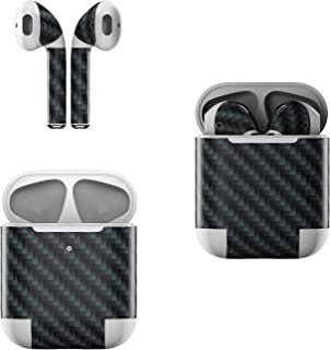 product image for Skin Decals for Apple AirPods - Carbon - Sticker Wrap Fits 1st and 2nd Generation