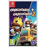 Nintendo Overcooked 1 Special Edition + Overcooked 2 - Nintendo Switch