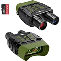 """Coolife Night Vision Goggles Binoculars, 984ft Infrared Night Vision Range and HD Image 960P Video, 2.31"""" TFT LCD for…"""