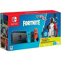 Nintendo Switch Limited Edition Fortnite Bundle