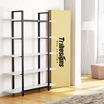 Tribesigns 5-Tier Bookshelf