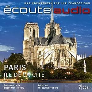 Écoute Audio - L'Île de la Cité. 7/2011 Hörbuch