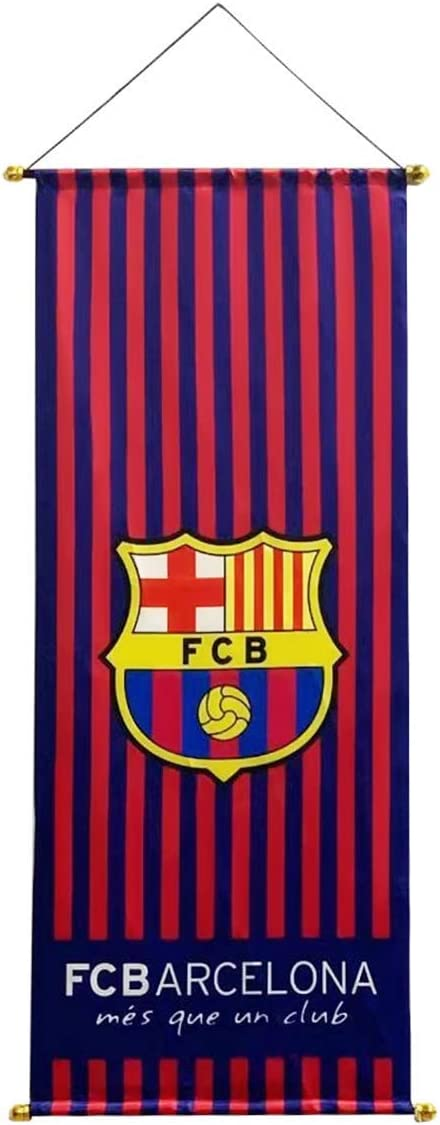 Petersocks Football Club Flag Decoration Vertical Hanging Long Flag for Bar Indoor Or Outdoor