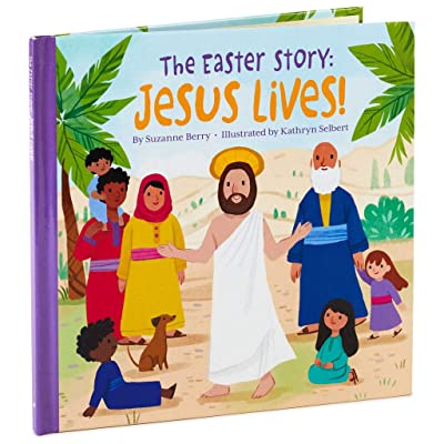 HMK The Easter Story Jesus Lives: Toys & Games