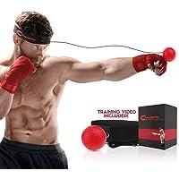 Champs Pelota para Entrenamiento de Reflejos Equipo Boxeo
