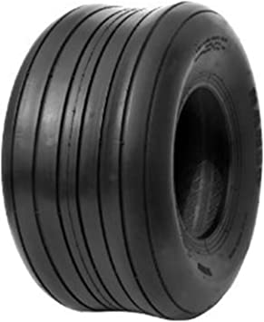 13x5.00-6 Tubeless Ribbed Tire 4Ply Tubeless New Tire FREE SHIPPING