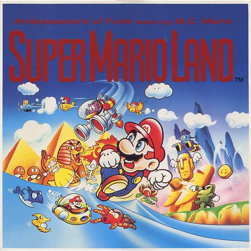 Super Mario Land [Single-CD]
