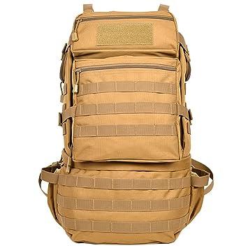 aofit 50L deportes al aire libre mochila Camping senderismo mochila multifuncional mochila de viaje mochila de