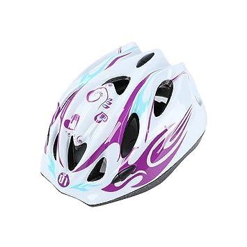 PEIYU Specialized Children Patinaje Sobre Ruedas Casco De Bicicleta Con Casco De Seguridad Ajustable Deporte Para
