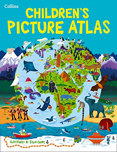 Collins Children's Picture Atlas|-|0008115397