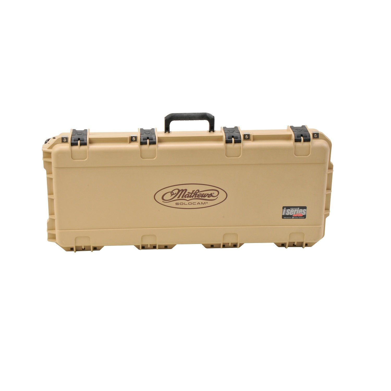 SKB Corp Mathews Iseries Small Bow Case, Tan by SKB (Image #1)