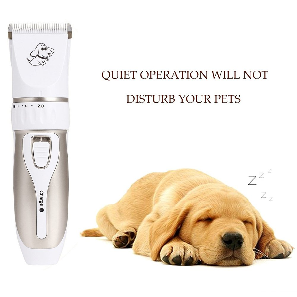 Beautural Kit De Tondeuse Professionnel Chiens Chats 1byone Products