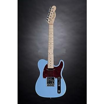 Guitarra eléctrica para niños Jack & Danny tl-mini SBL Sky Blue