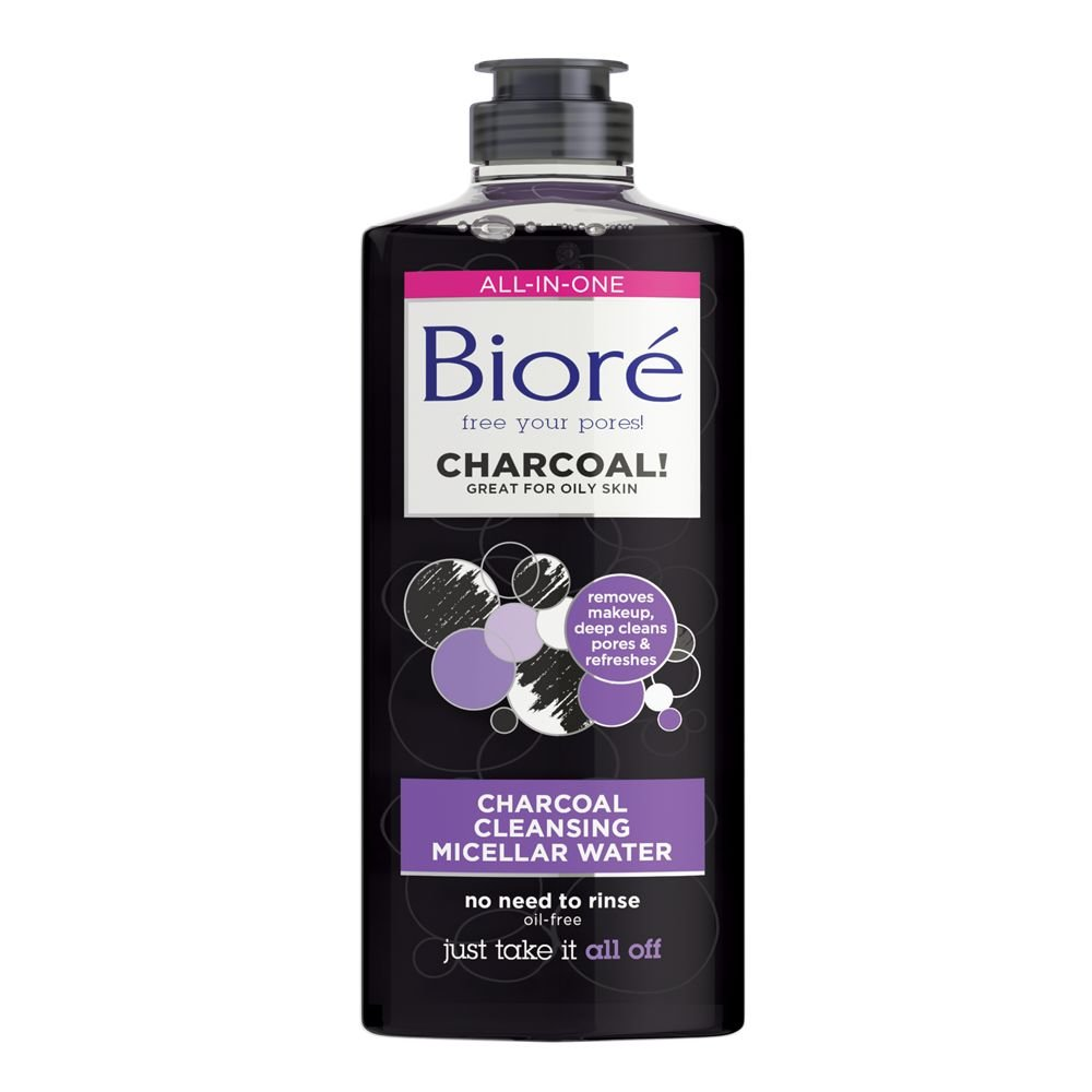 Biore Charcoal Cleansing Micellar Water Kao UK Ltd 2521300