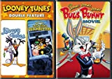 Bugs 'n Daffy Looney Tunes Set - Looney Tunes Double Feature: The Looney Tunes Show & Daffy Duck's Quackbusters and Looney, Looney, Looney Bugs Bunny Movie Two 3-DVD Bundle