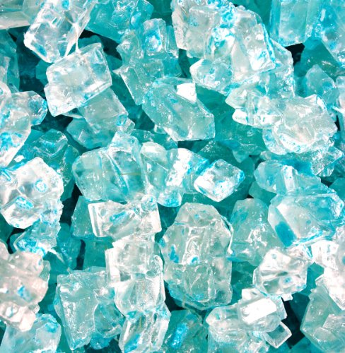 Rock Candy on String - Cotton Candy , (2.5 lb Bag) (Bulk Rock Candy)