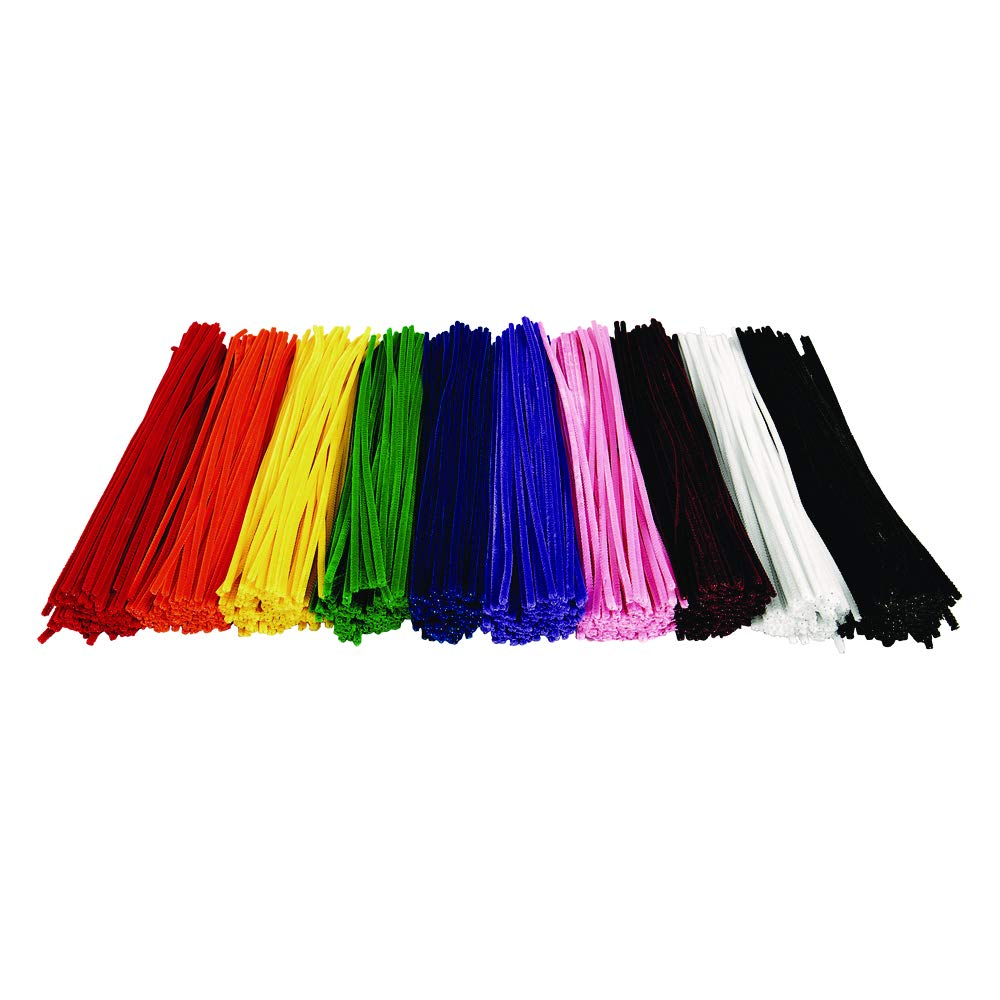 Colorations Pipe Cleaners - Set of All 10 (Item # IPCSET)