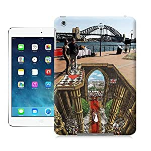LarryToliver Holy cow 3D Art case battery cover for ipad mini