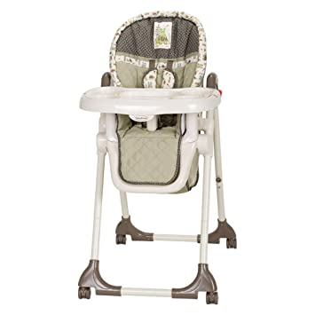 Superbe Baby Trend High Chair, Bayou Friends