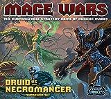 Mage Wars Druid Vs Necromancer