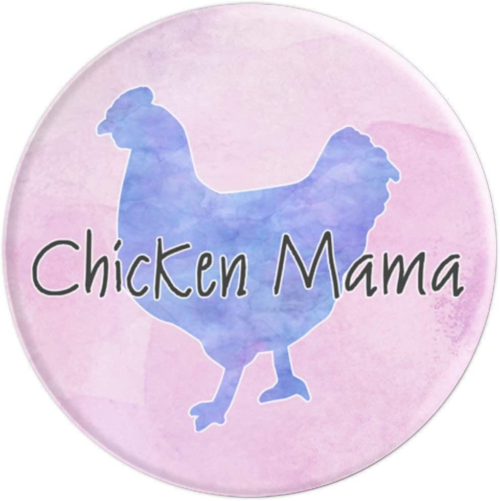 Chickens make me happy you not so much 38 mm Button Badge Pin Chicken Owner