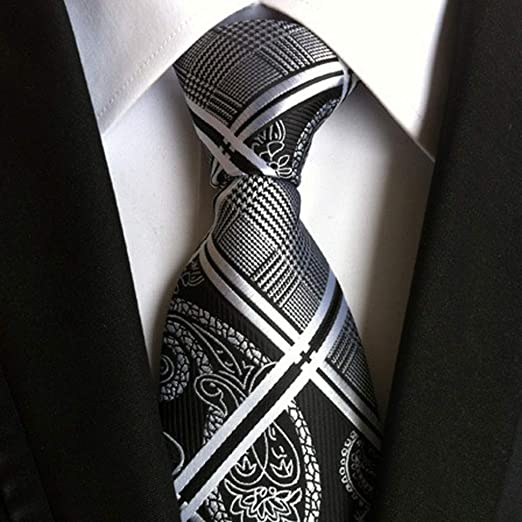 Color : 1 Tie-Silk Tie Men Business Business Attire
