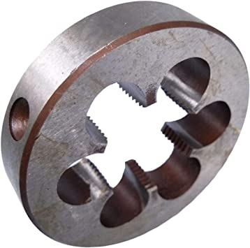 superior quality (1pcs) 24mm x 1.25 Metric Right hand Die M24 x 1.25mm Pitch