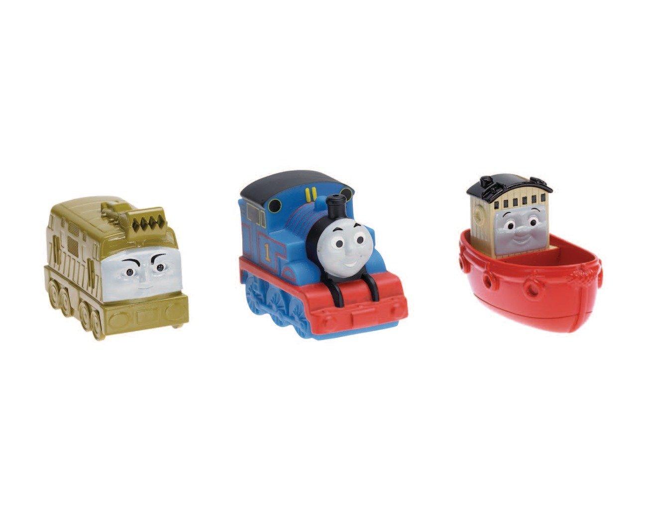 Fisher Price Spielzeug – Thomas und Freunde – Bad Buddies – Squirter – Scoop – Sieb
