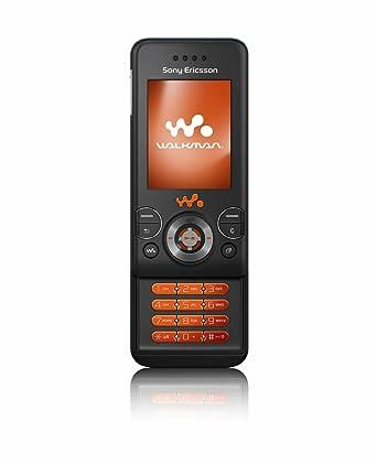 Sony Ericsson W580i Walkman - Mobile phone - GSM - slider