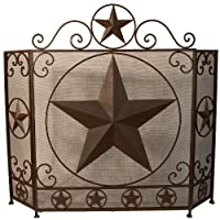 LL Home 21082 Metal Fireplace Screen