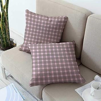 Amazon.com: Ediyuneth fundas de almohada geométricas ...