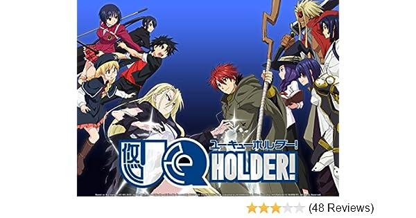 Amazon com: Watch UQ Holder! - Season 1 | Prime Video