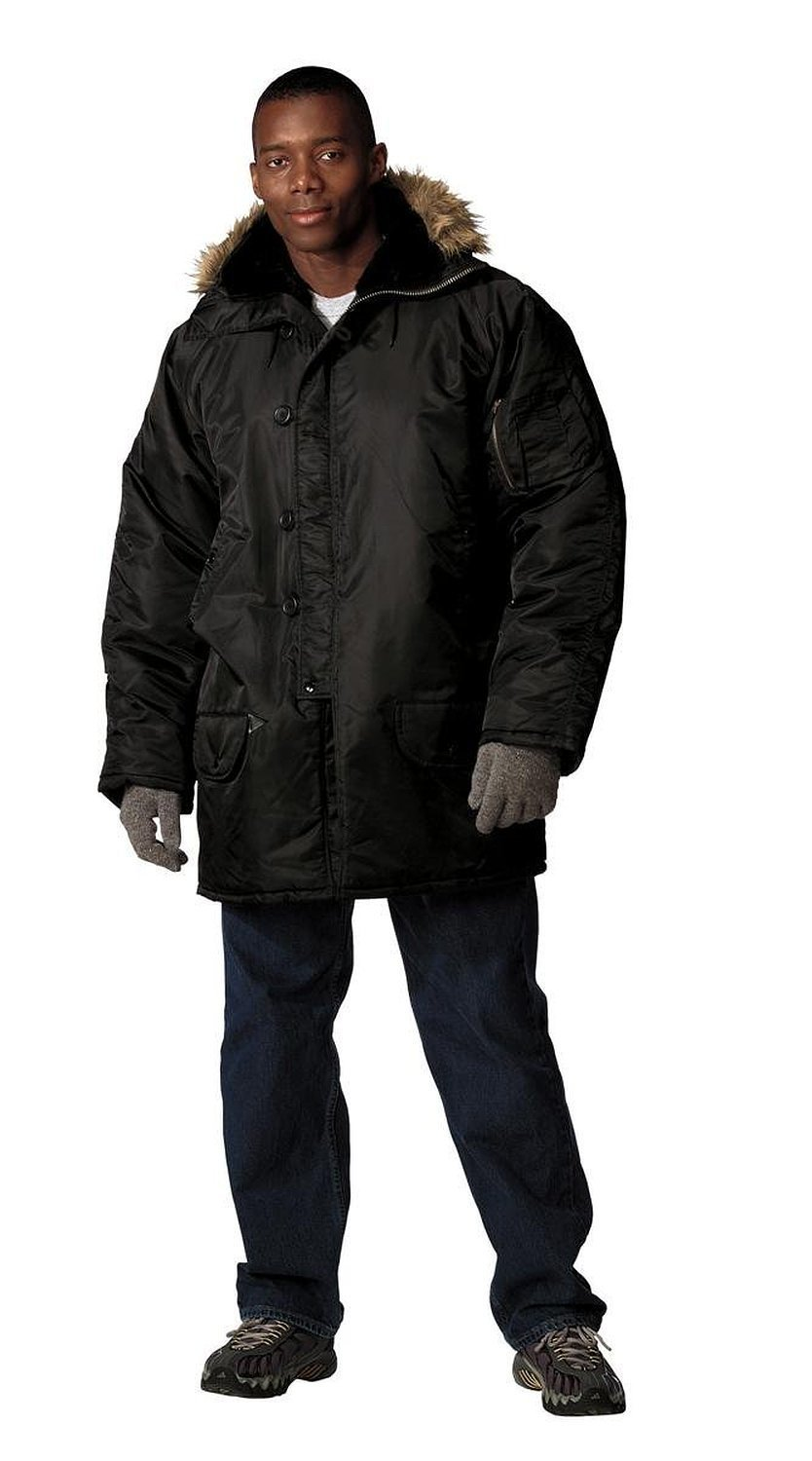 Amazon.com : Rothco N-3B Parka : Sports & Outdoors