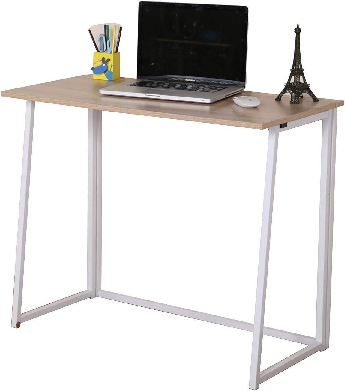 LYF Mueble Compacto Plegable para computadora, Escritorio para computadora portátil (Negro): Amazon.es: Productos para mascotas