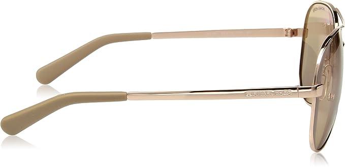 Michael Kors Womens Chelsea Polarized Sunglasses