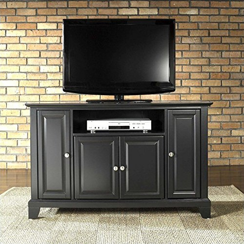 Crosley Furniture Newport 48-Inch TV Stand, (Entertainment Cabinet Newport Cherry)