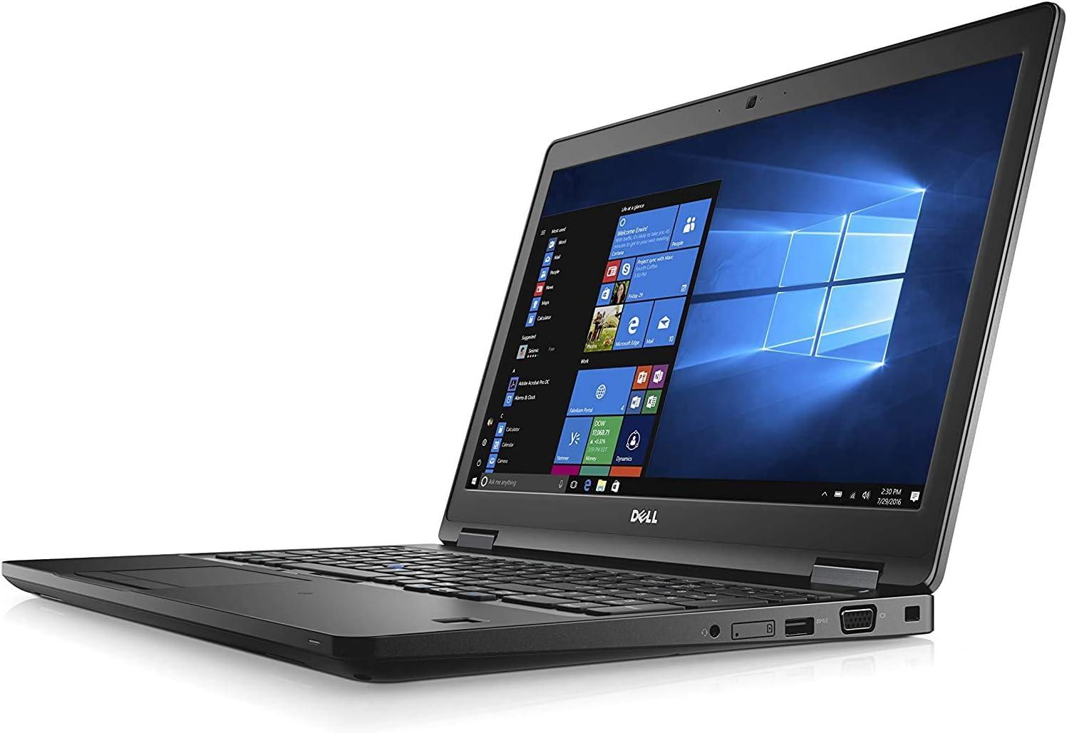 Dell Mobile Workstation Precision 7520 15.6