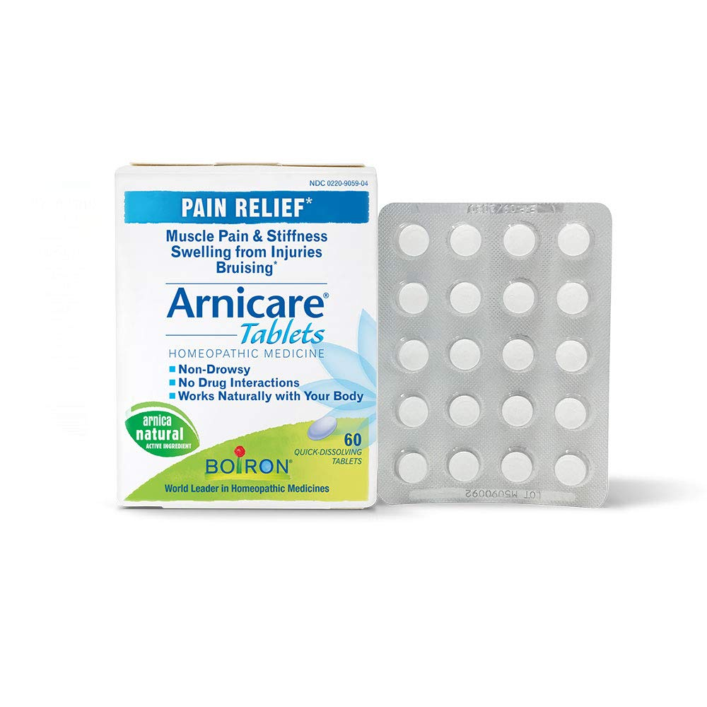 Boiron Arnicare Tablets-60 ct