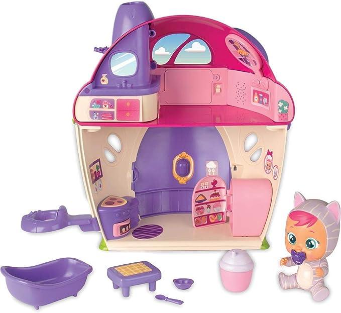 Amazon.es: IMC Toys - Bebés Llorones Lágrimas Mágicas La Mega casa de Katie (97940): Juguetes y juegos
