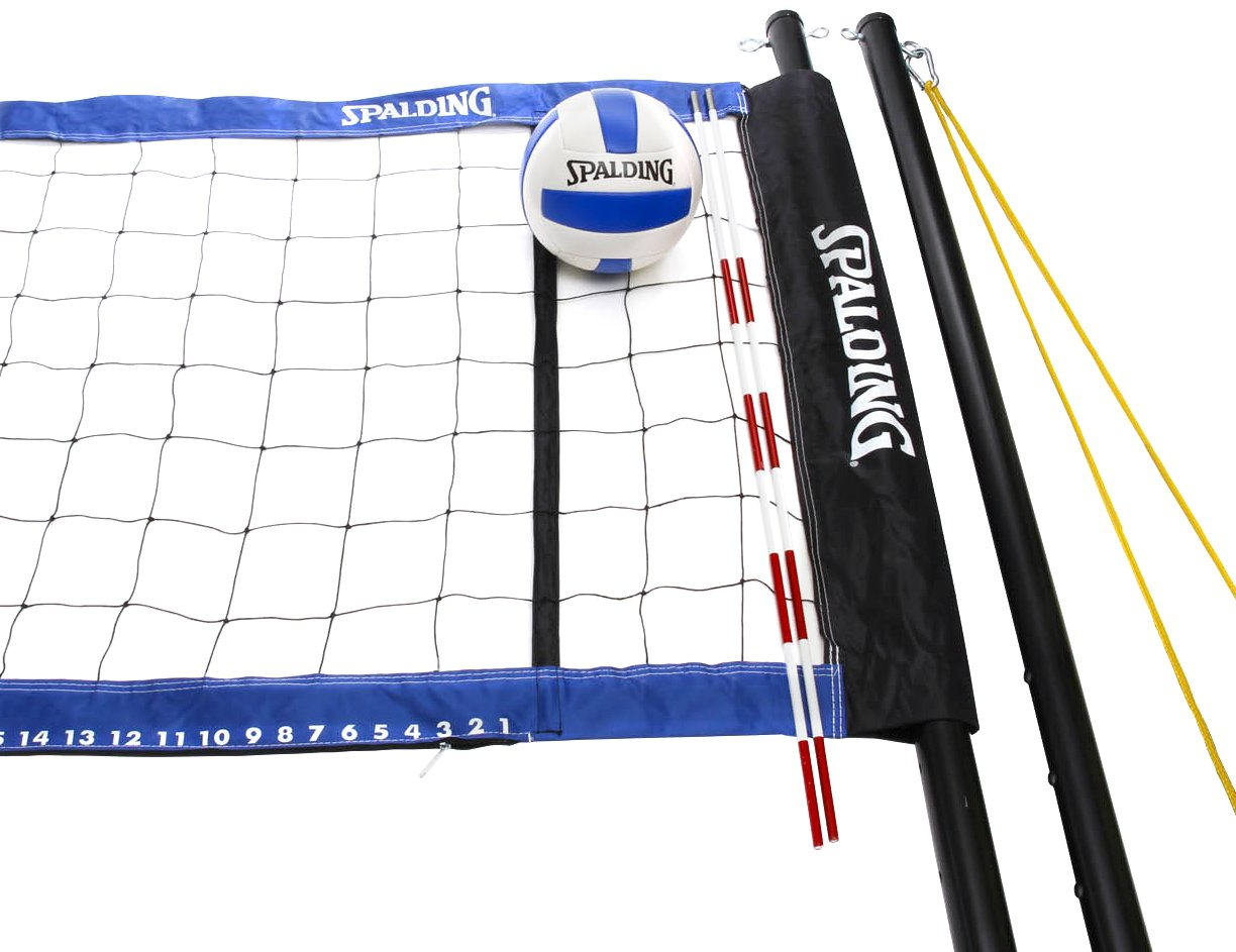 Spalding Professional Volleyball Set by Spalding Lawn Games (Image #1)