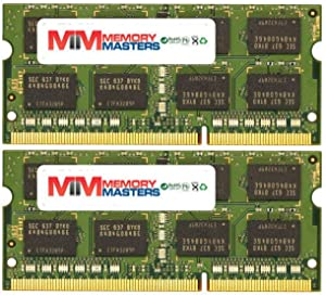 MemoryMasters 16GB (2 X 8GB) DDR3 1600MHz PC3-12800L Memory RAM Upgrade for Dell Compatible Mac Mini 2012 (6,1 6,2) MD388LL/A