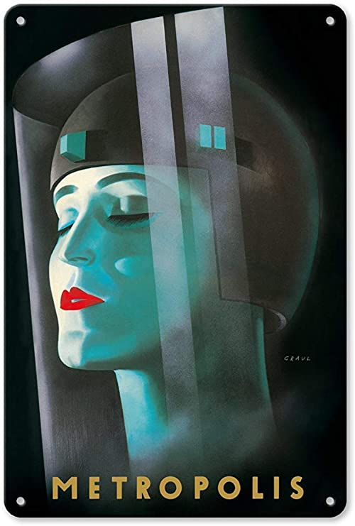 Snowae Metropolis - Directed by Fritz Lang by Werner Graul ...
