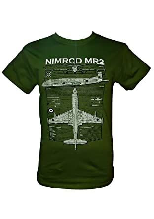 The wooden model company ltd nimrod mr2 military t shirt with nimrod mr2 military t shirt with blueprint design small malvernweather
