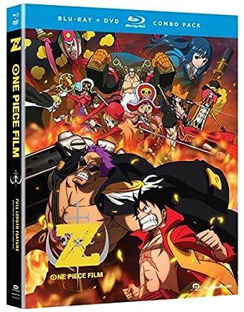 One Piece: Film Z (Blu-ray/DVD Combo)