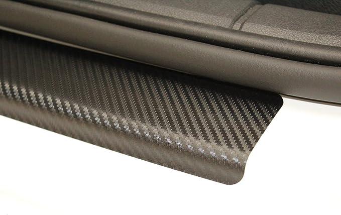SparSet Ladekantenschutz Einstiegsleisten 3D Carbon OPEL INSIGNIA  B Grand Sport