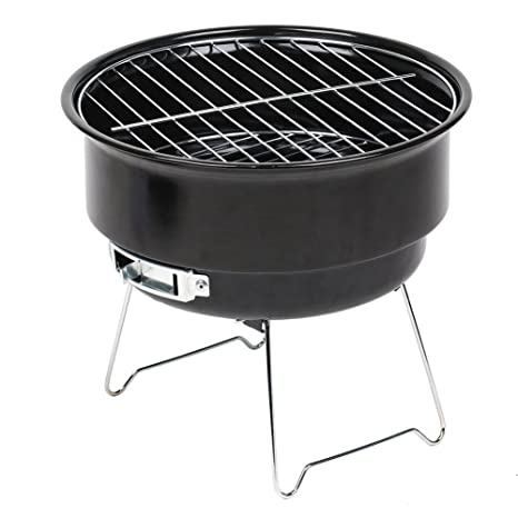 Amazon.com: Deerbird Compact Charcoal Barbecue Grill Cute ...