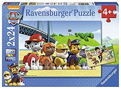 Ravensburger Paw Patrol Jigsaw Puzzle (2 x 24 Piece)