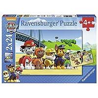 Ravensburger Paw Patrol Jigsaw Puzzle (2 x 24 piezas)