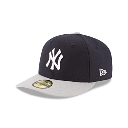66395438fcac1 Amazon.com   New Era MLB 2T Patched Low Crown 59FIFTY Fitted Cap ...